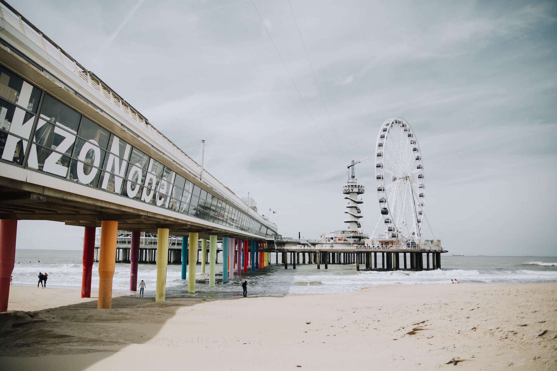 Mini-breaks Scheveningen incentive